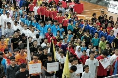 KL Wushu Championship 2019 Participants